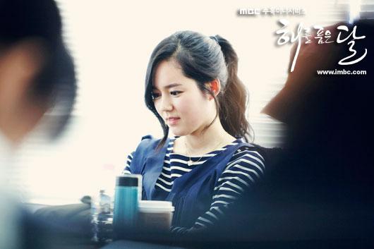 ซีรีย์เกาหลี The Moon That Embraces the Sun(ฮันกาอิน+คิมซูฮยอน) /เสียงเกาหลี ซับไทย V2D 5แผ่นจบ