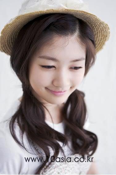 Jun So Min - Wallpaper Actress