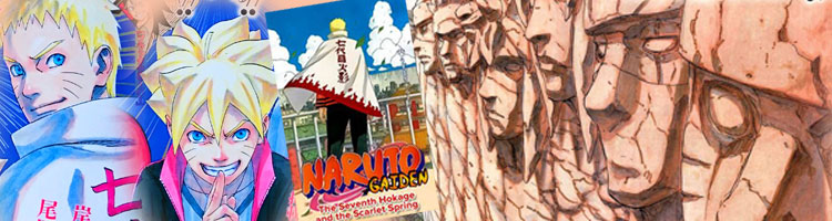 Naruto Gaiden: The Seventh Hokage 12.5 : Naruto Spin Off 1